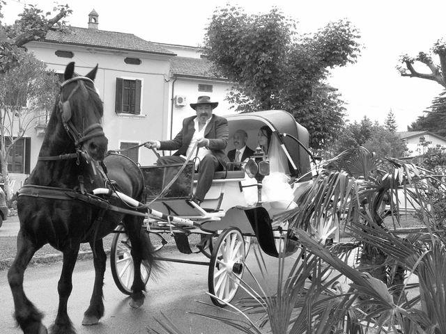 Il matrimonio di Ivan e Jasmine a Montecarlo, Lucca 32
