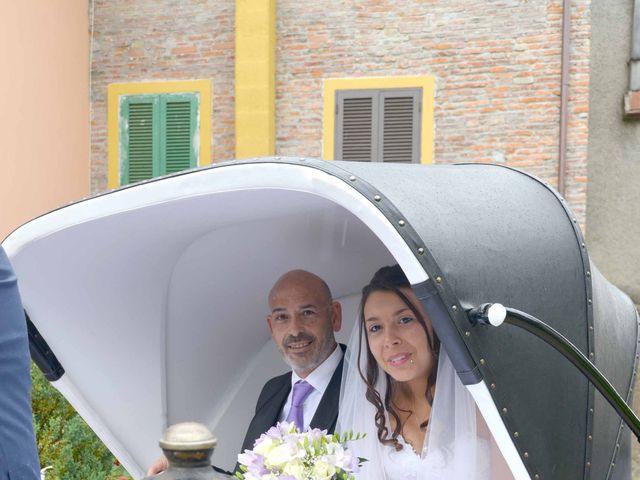 Il matrimonio di Ivan e Jasmine a Montecarlo, Lucca 34