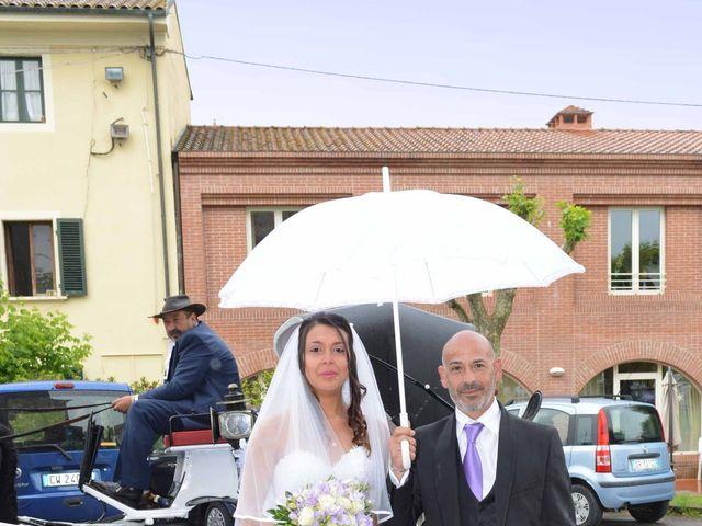 Il matrimonio di Ivan e Jasmine a Montecarlo, Lucca 35