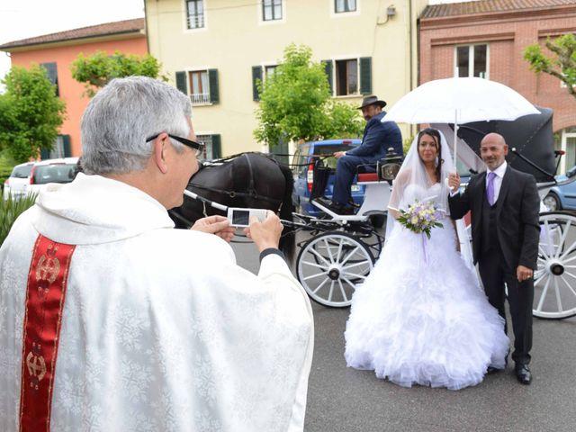 Il matrimonio di Ivan e Jasmine a Montecarlo, Lucca 36