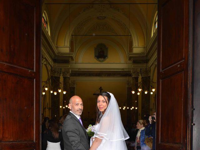 Il matrimonio di Ivan e Jasmine a Montecarlo, Lucca 37