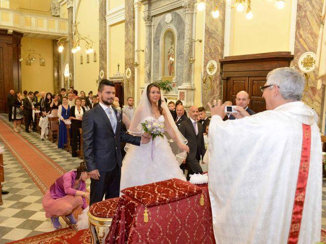 Il matrimonio di Ivan e Jasmine a Montecarlo, Lucca 38