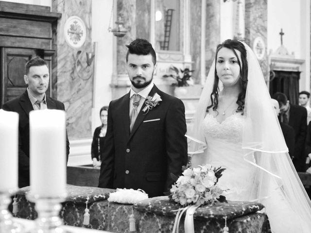 Il matrimonio di Ivan e Jasmine a Montecarlo, Lucca 40