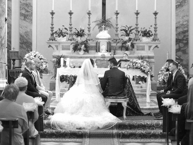 Il matrimonio di Ivan e Jasmine a Montecarlo, Lucca 41