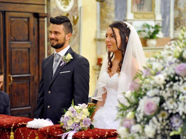 Il matrimonio di Ivan e Jasmine a Montecarlo, Lucca 44