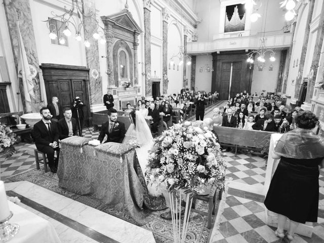 Il matrimonio di Ivan e Jasmine a Montecarlo, Lucca 45
