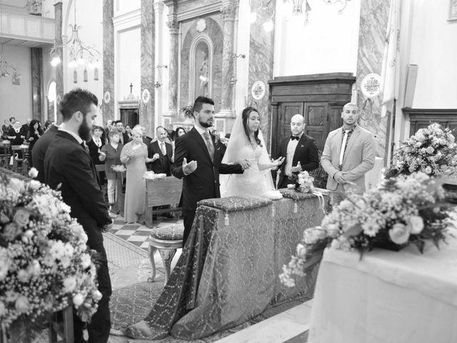 Il matrimonio di Ivan e Jasmine a Montecarlo, Lucca 51