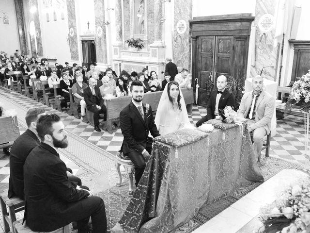 Il matrimonio di Ivan e Jasmine a Montecarlo, Lucca 52