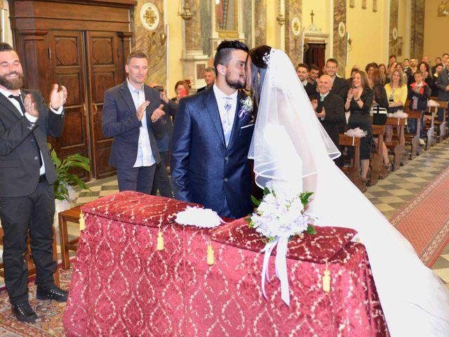 Il matrimonio di Ivan e Jasmine a Montecarlo, Lucca 57