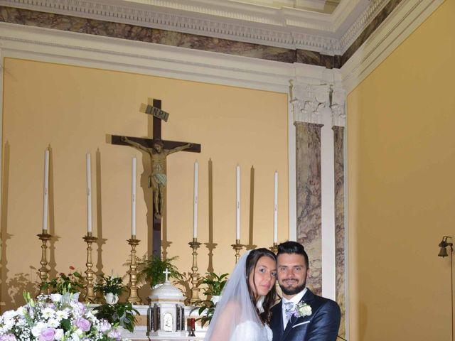 Il matrimonio di Ivan e Jasmine a Montecarlo, Lucca 58
