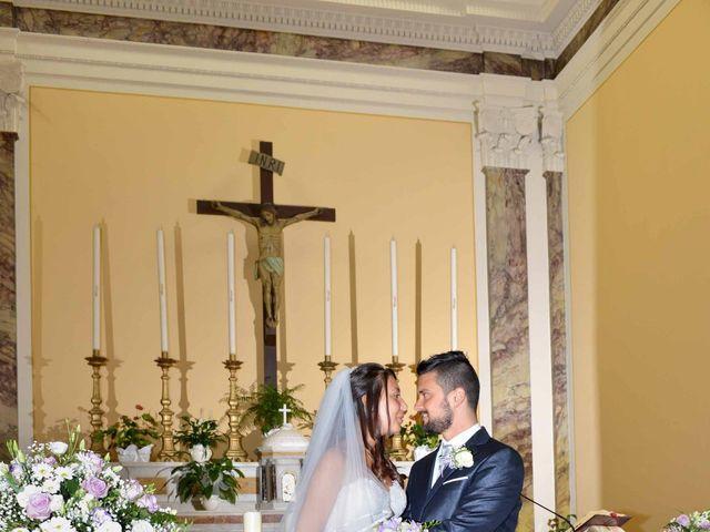 Il matrimonio di Ivan e Jasmine a Montecarlo, Lucca 59