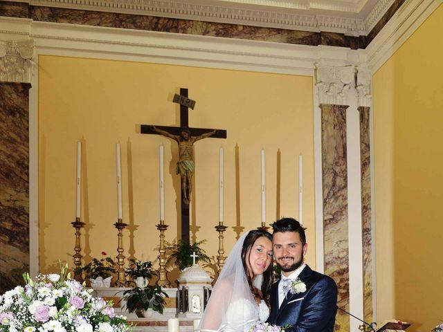 Il matrimonio di Ivan e Jasmine a Montecarlo, Lucca 60