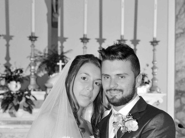 Il matrimonio di Ivan e Jasmine a Montecarlo, Lucca 61