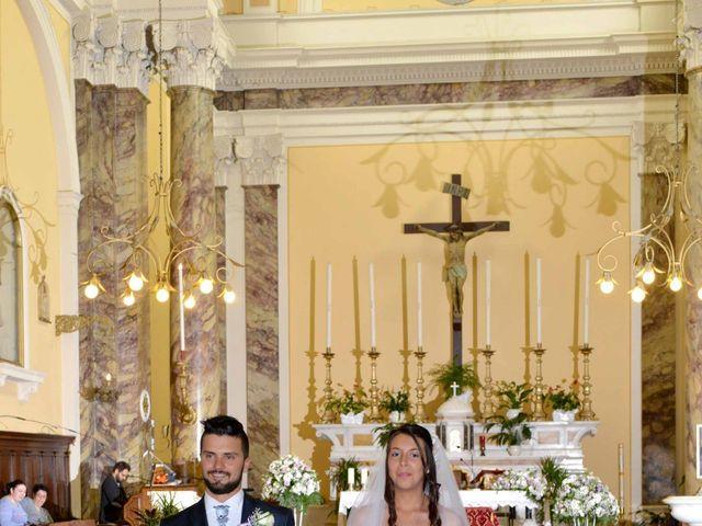 Il matrimonio di Ivan e Jasmine a Montecarlo, Lucca 62