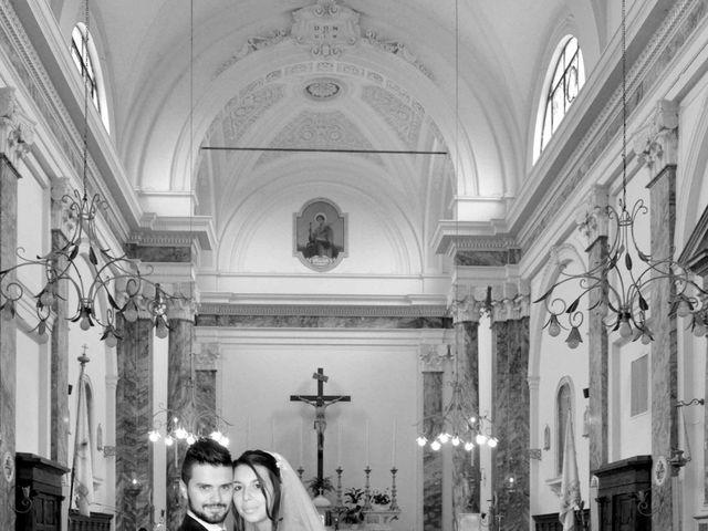 Il matrimonio di Ivan e Jasmine a Montecarlo, Lucca 63