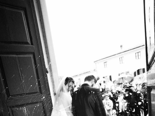 Il matrimonio di Ivan e Jasmine a Montecarlo, Lucca 65