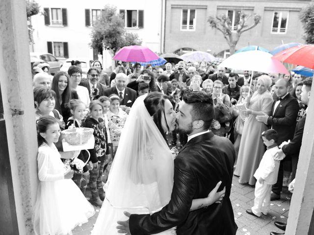 Il matrimonio di Ivan e Jasmine a Montecarlo, Lucca 1