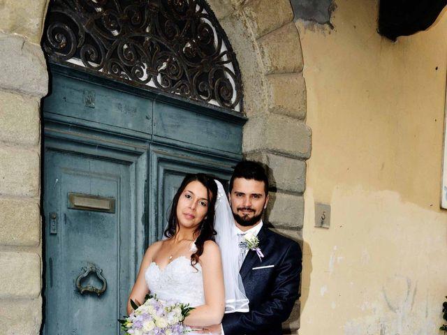 Il matrimonio di Ivan e Jasmine a Montecarlo, Lucca 69