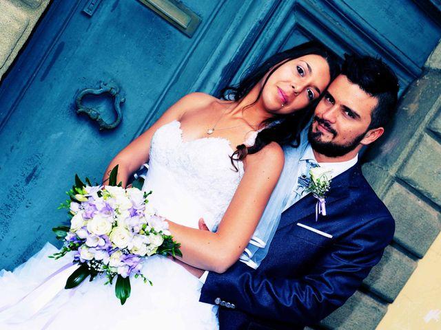 Il matrimonio di Ivan e Jasmine a Montecarlo, Lucca 70