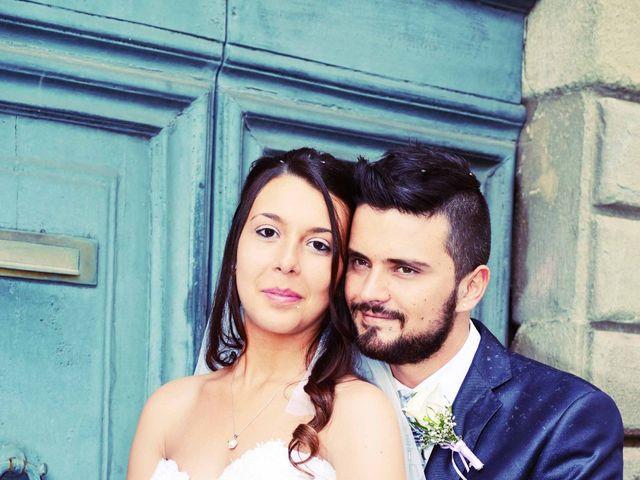 Il matrimonio di Ivan e Jasmine a Montecarlo, Lucca 71