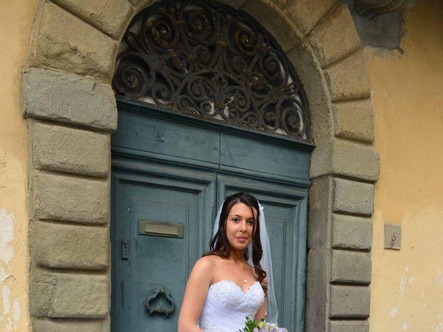 Il matrimonio di Ivan e Jasmine a Montecarlo, Lucca 75