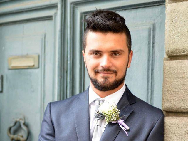 Il matrimonio di Ivan e Jasmine a Montecarlo, Lucca 79
