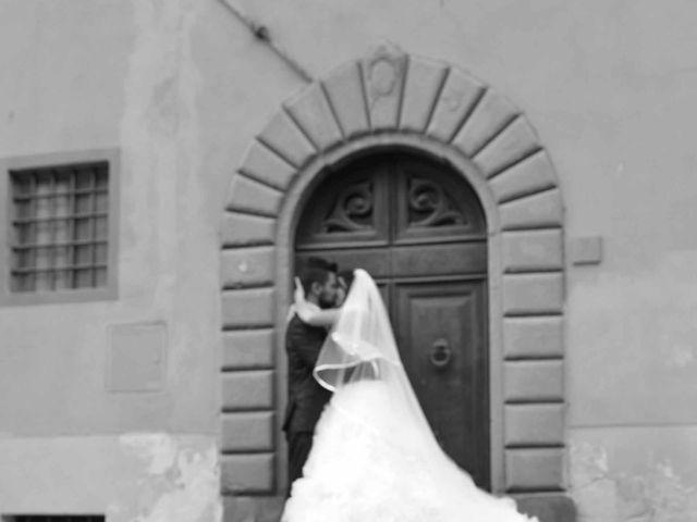 Il matrimonio di Ivan e Jasmine a Montecarlo, Lucca 83