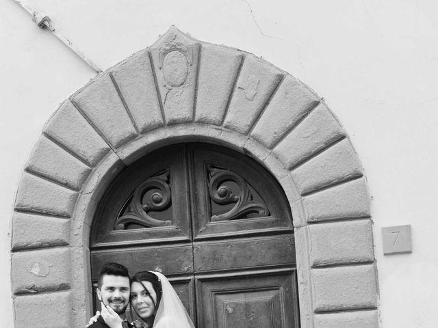 Il matrimonio di Ivan e Jasmine a Montecarlo, Lucca 84
