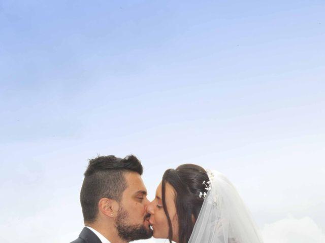 Il matrimonio di Ivan e Jasmine a Montecarlo, Lucca 85