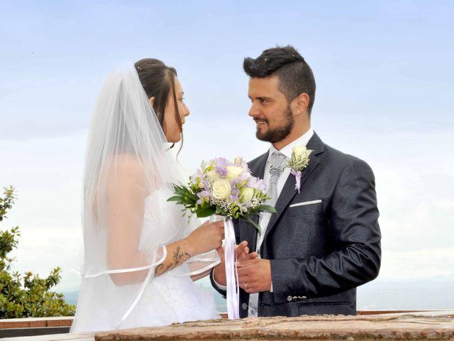 Il matrimonio di Ivan e Jasmine a Montecarlo, Lucca 86