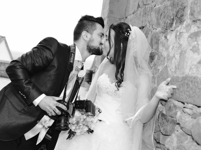 Il matrimonio di Ivan e Jasmine a Montecarlo, Lucca 89