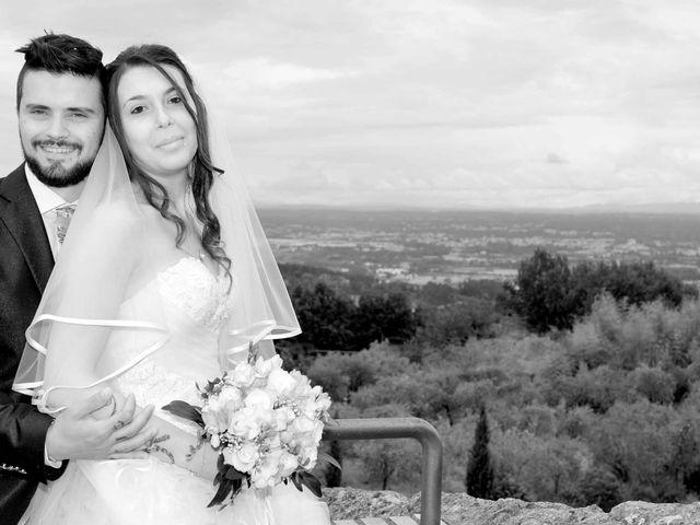 Il matrimonio di Ivan e Jasmine a Montecarlo, Lucca 91