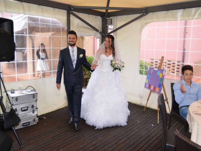 Il matrimonio di Ivan e Jasmine a Montecarlo, Lucca 99