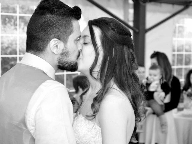 Il matrimonio di Ivan e Jasmine a Montecarlo, Lucca 108