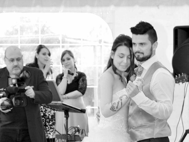 Il matrimonio di Ivan e Jasmine a Montecarlo, Lucca 111