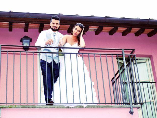 Il matrimonio di Ivan e Jasmine a Montecarlo, Lucca 117