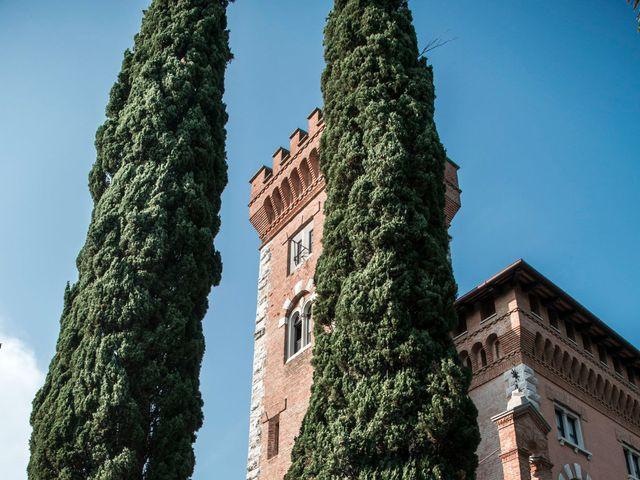 Il matrimonio di Andrea e Aline a Capriva del Friuli, Gorizia 11