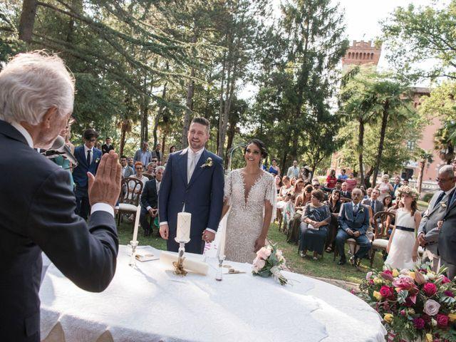Il matrimonio di Andrea e Aline a Capriva del Friuli, Gorizia 14