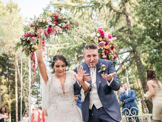 Il matrimonio di Andrea e Aline a Capriva del Friuli, Gorizia 18