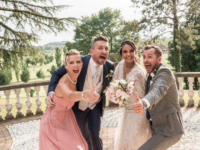 Il matrimonio di Andrea e Aline a Capriva del Friuli, Gorizia 20