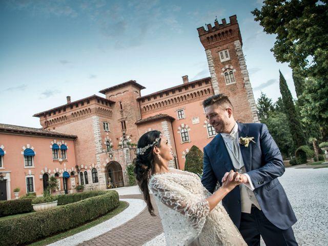 Il matrimonio di Andrea e Aline a Capriva del Friuli, Gorizia 23