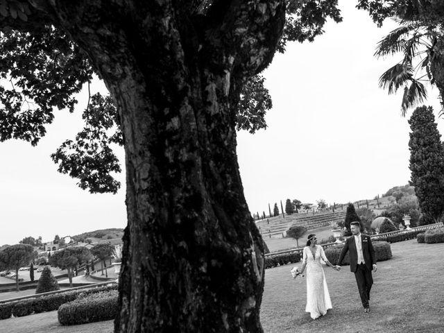 Il matrimonio di Andrea e Aline a Capriva del Friuli, Gorizia 25