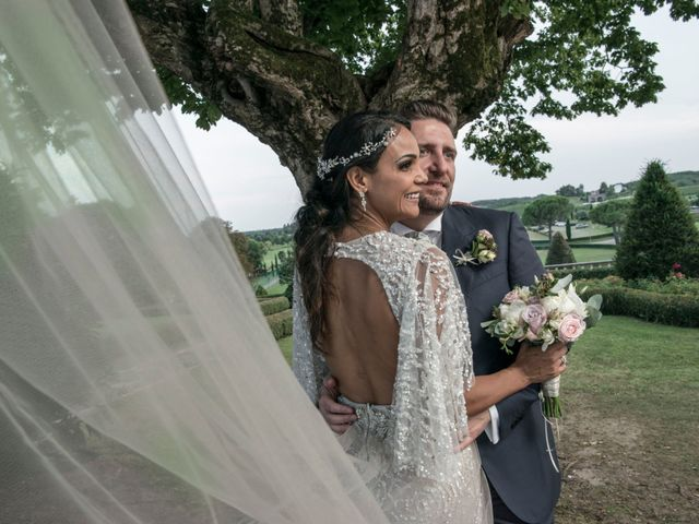 Il matrimonio di Andrea e Aline a Capriva del Friuli, Gorizia 26