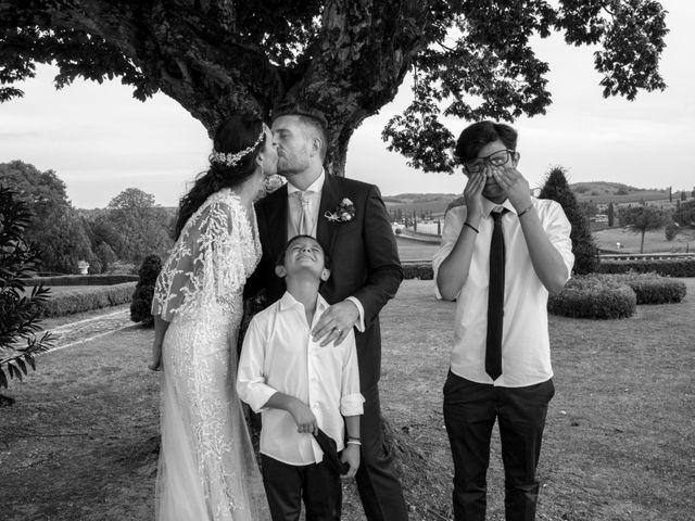 Il matrimonio di Andrea e Aline a Capriva del Friuli, Gorizia 27