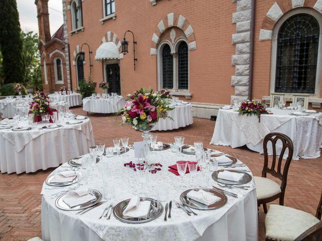 Il matrimonio di Andrea e Aline a Capriva del Friuli, Gorizia 55