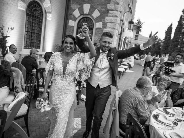 Il matrimonio di Andrea e Aline a Capriva del Friuli, Gorizia 57