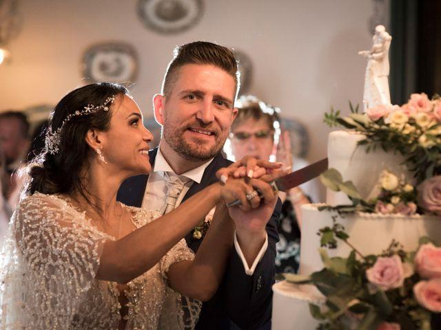 Il matrimonio di Andrea e Aline a Capriva del Friuli, Gorizia 61