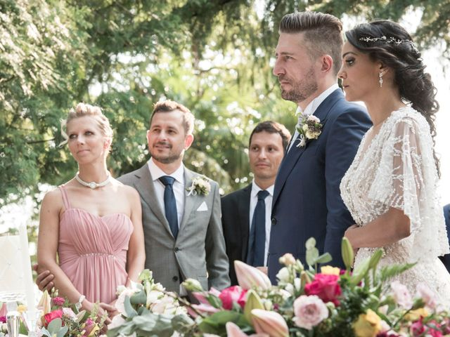 Il matrimonio di Andrea e Aline a Capriva del Friuli, Gorizia 67