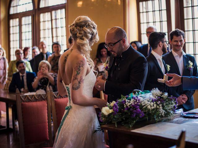Il matrimonio di Andrea e Virginia a Trieste, Trieste 38