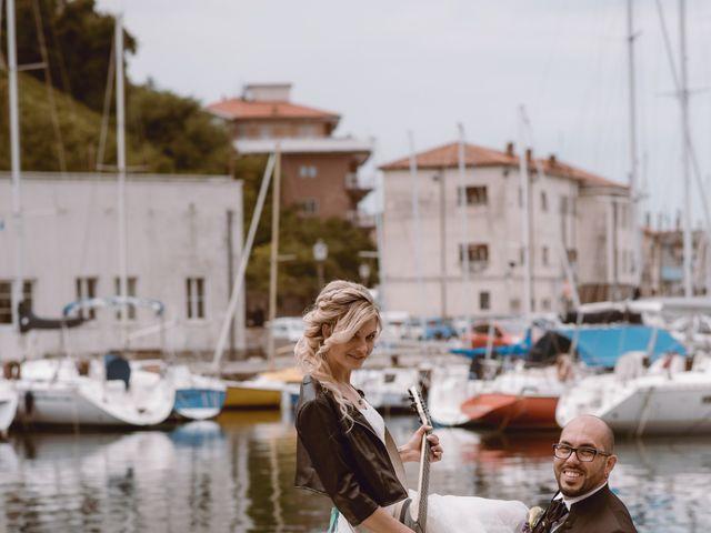 Il matrimonio di Andrea e Virginia a Trieste, Trieste 46